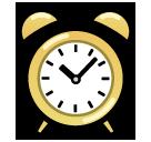 Alarm Clock softbank emoji