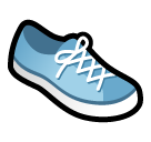 Athletic Shoe softbank emoji