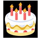 Birthday Cake softbank emoji