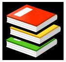 Books softbank emoji