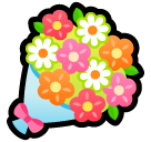 Bouquet softbank emoji