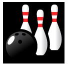Bowling softbank emoji