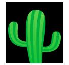 Cactus softbank emoji