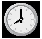 Clock Face Eight Oclock softbank emoji