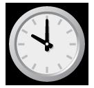Clock Face Ten Oclock softbank emoji