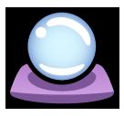 Crystal Ball softbank emoji