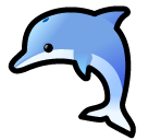 Dolphin softbank emoji