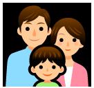 Family softbank emoji