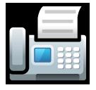 Fax Machine softbank emoji