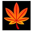 Maple Leaf softbank emoji