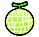 Melon softbank emoji
