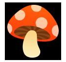Mushroom softbank emoji