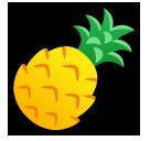 Pineapple softbank emoji