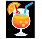 Tropical Drink softbank emoji