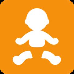 Baby Symbol twitter emoji