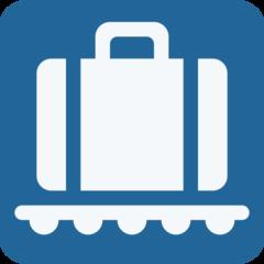 Baggage Claim twitter emoji