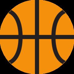 Basketball And Hoop twitter emoji