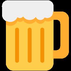 Beer Mug twitter emoji