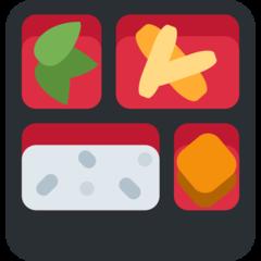 Bento Box twitter emoji