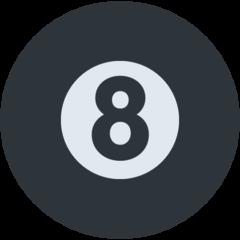 Billiards twitter emoji