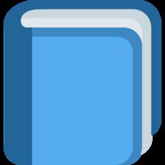 Blue Book twitter emoji