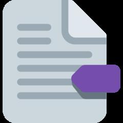 Bookmark Tabs twitter emoji