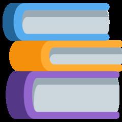 Books twitter emoji