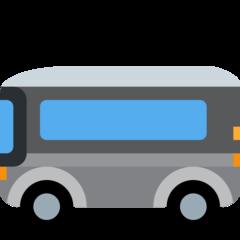 Bus twitter emoji