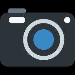 Camera twitter emoji