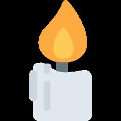 Candle twitter emoji