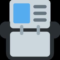 Card Index twitter emoji