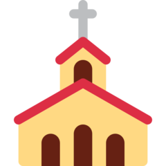 Church twitter emoji