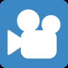 Cinema twitter emoji