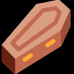 Coffin twitter emoji