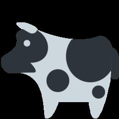 Cow twitter emoji