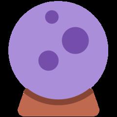 Crystal Ball twitter emoji