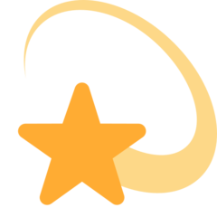 Dizzy Symbol twitter emoji