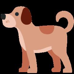 Dog twitter emoji