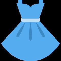 Dress twitter emoji