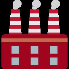 Factory twitter emoji