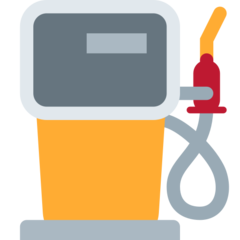 Fuel Pump twitter emoji