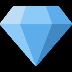 Gem Stone twitter emoji