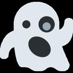 Ghost twitter emoji
