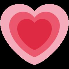 Growing Heart twitter emoji