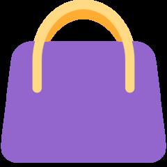 Handbag twitter emoji