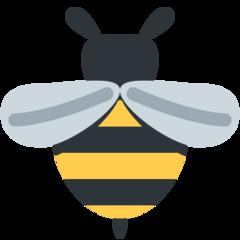 Honeybee twitter emoji