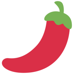 Hot Pepper twitter emoji