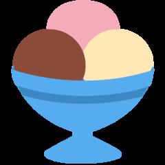 Ice Cream twitter emoji