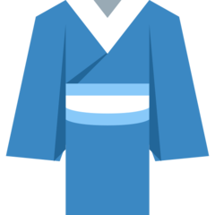 Kimono twitter emoji