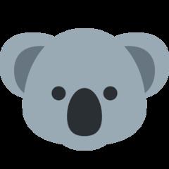 Koala twitter emoji
